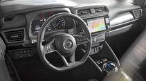 Nissan Leaf e+, Interieur