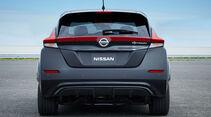 Nissan Leaf e+ Prototyp Allradantrieb Twinmotor