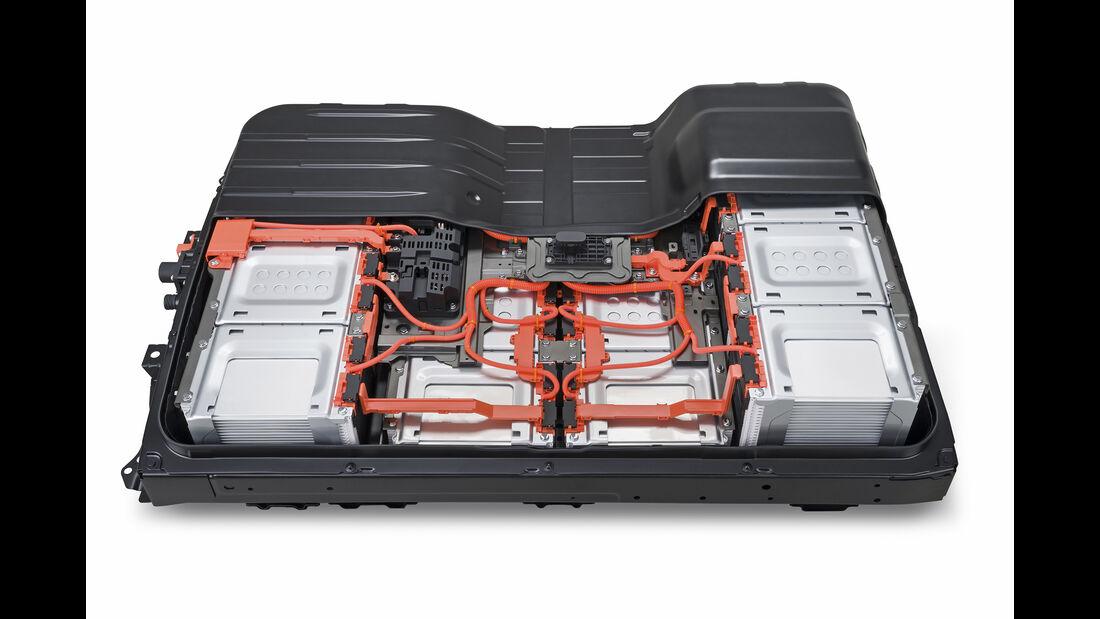 Nissan Leaf e+, batterie