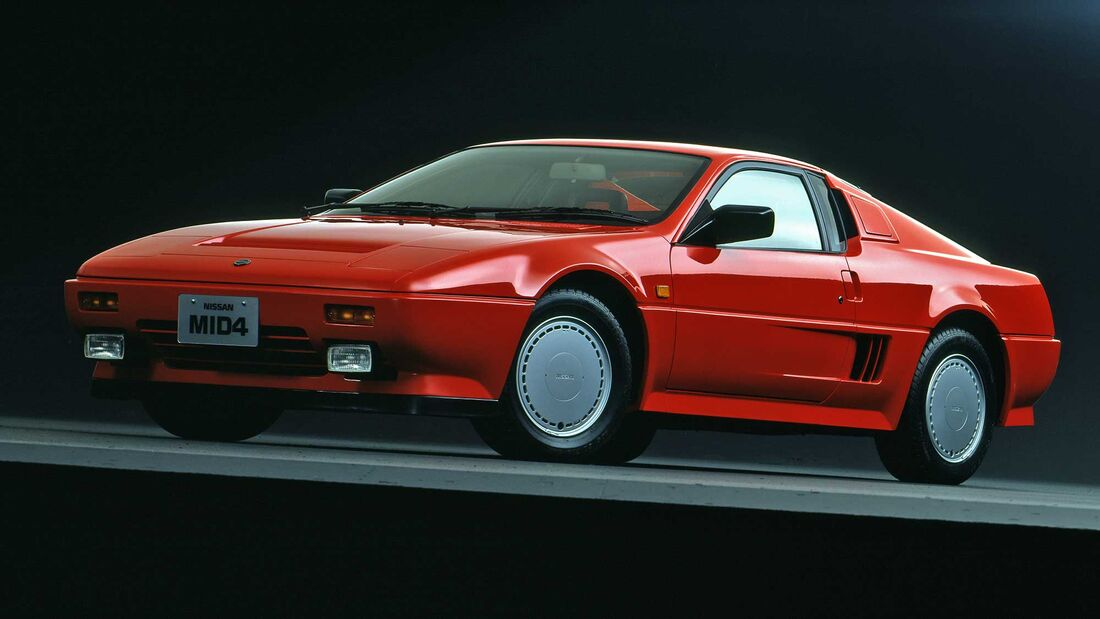 Nissan MID4 Concept (1985)