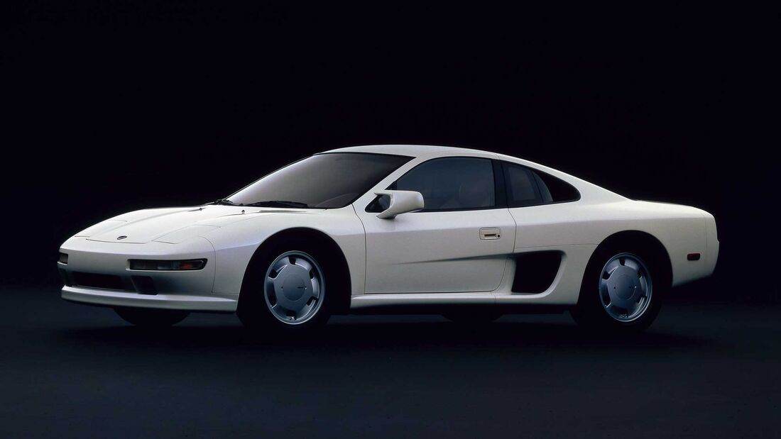 Nissan MID4 Concept (1985)