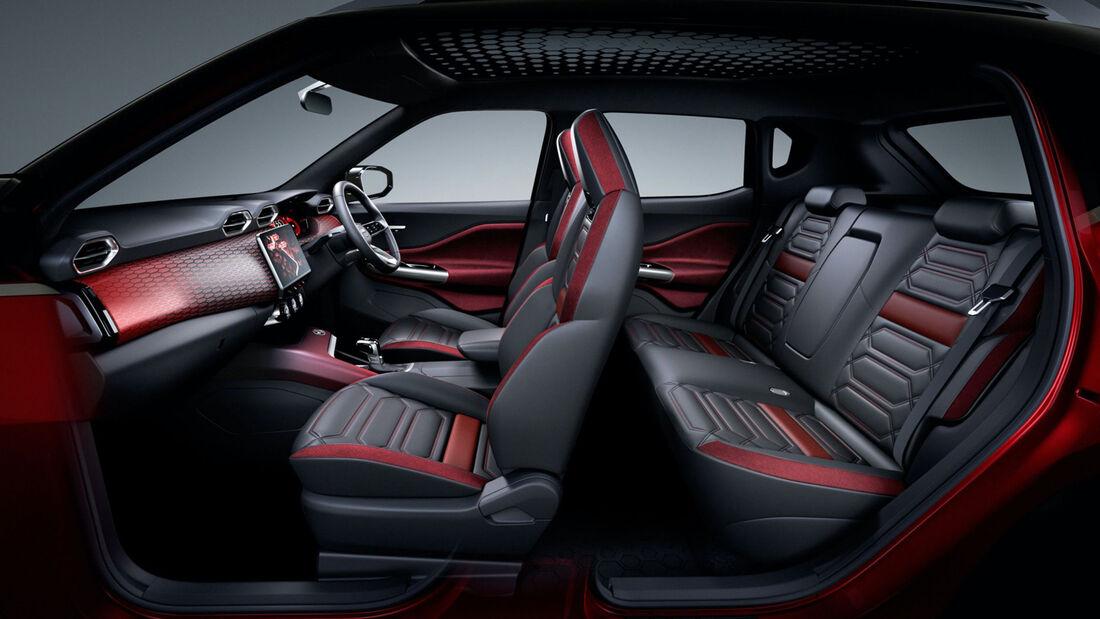 Nissan Magnite Concept (2020)