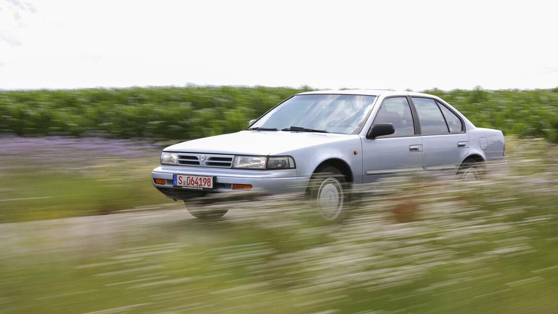 Nissan Maxima 3.0 V6, Exterieur
