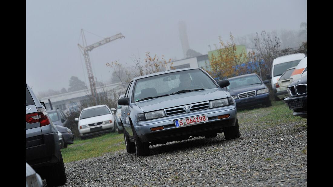 Nissan Maxima 3.0 V6, Frontansicht