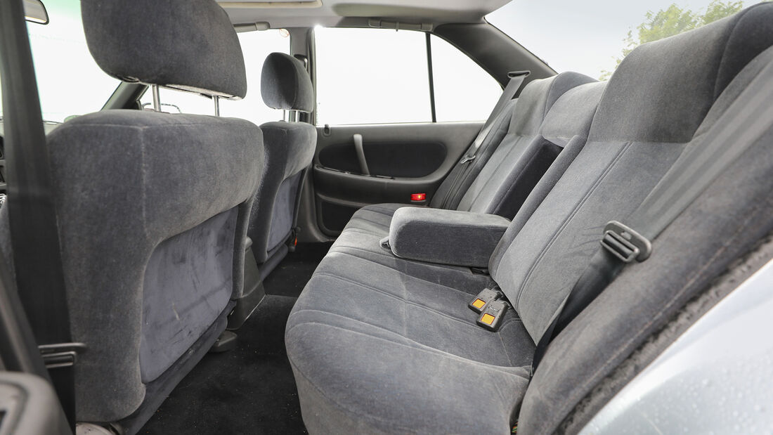 Nissan Maxima 3.0 V6, Interieur