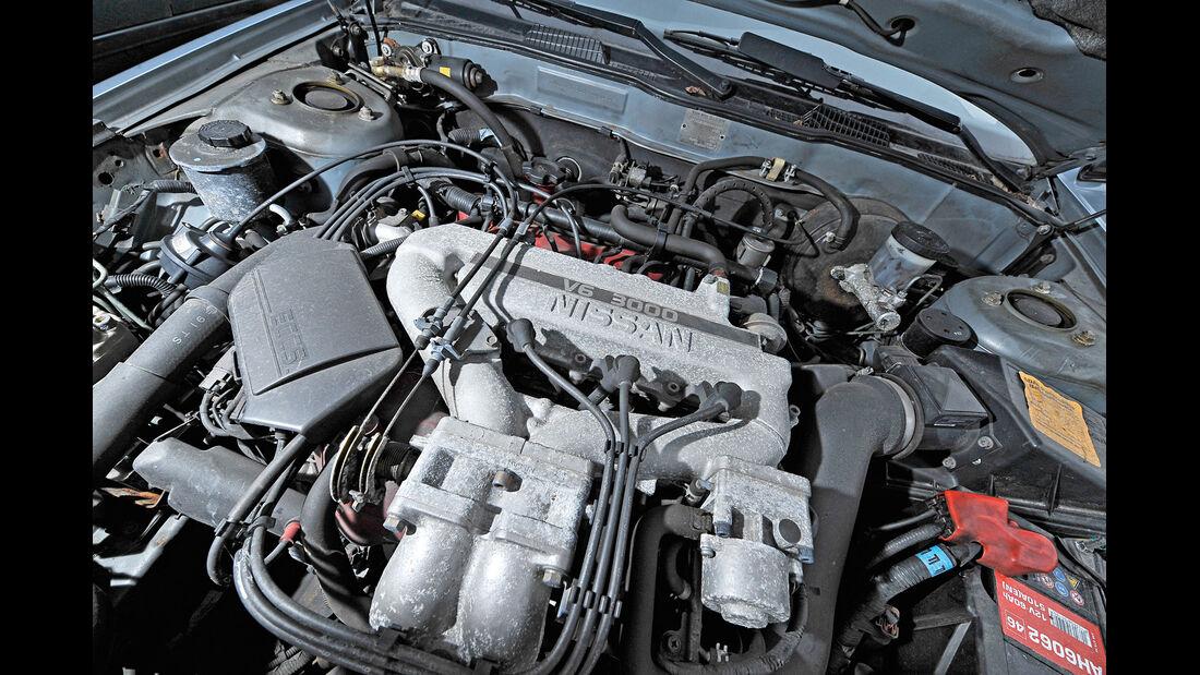 Nissan Maxima 3.0 V6, Motor