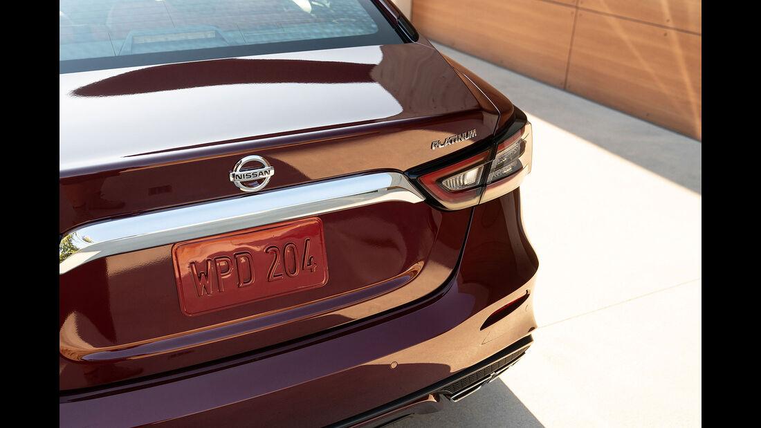 Nissan Maxima Facelift