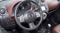 Nissan Micra 1.2 DIG-S, Lenkrad