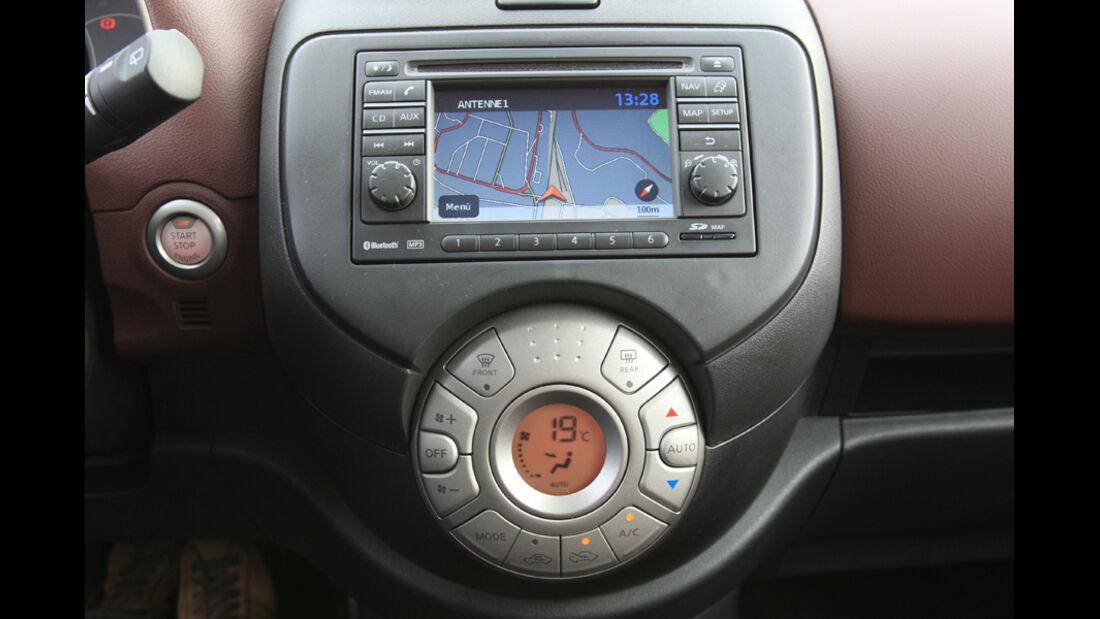 Nissan Micra 1.2 DIG-S, Navi