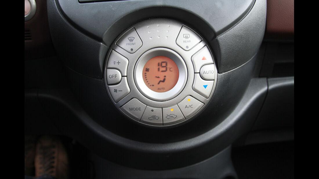 Nissan Micra 1.2 DIG-S, Regler