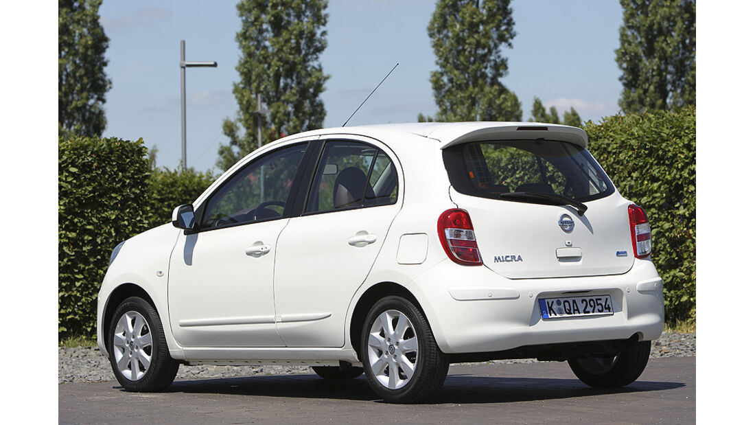 Nissan Micra 1.2 DIG-S ams 16/11,