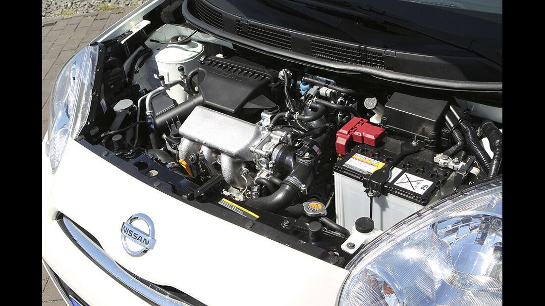 Nissan Micra 1.2 DIG-S ams 16/11, Motor
