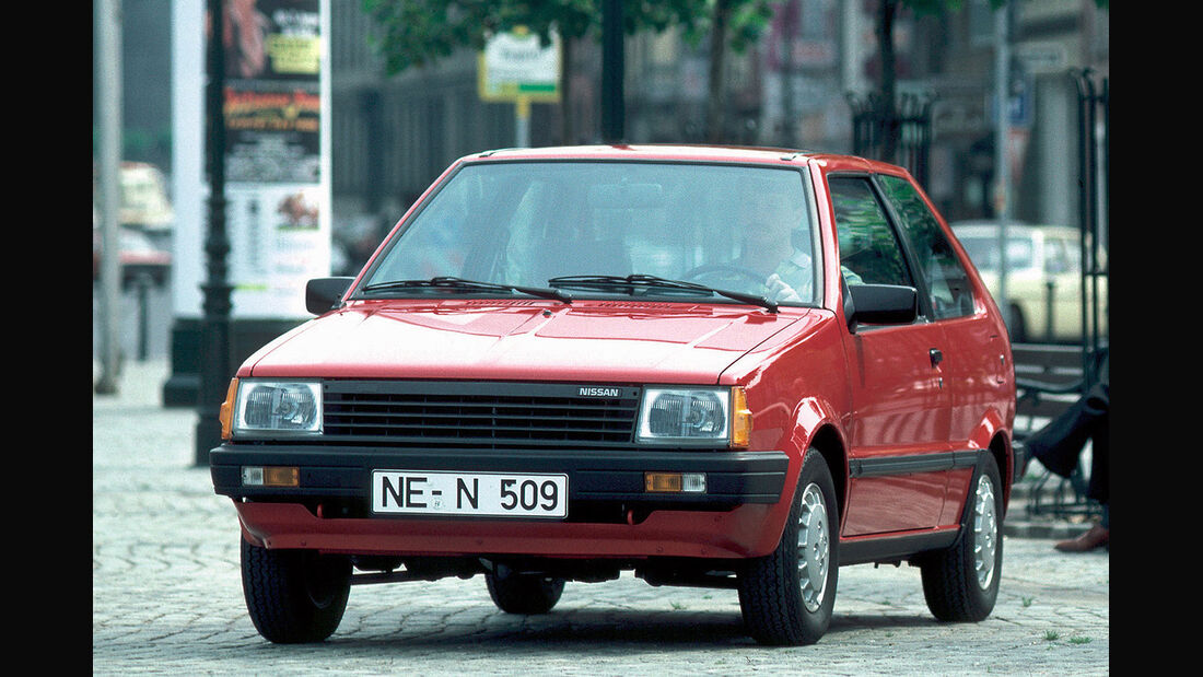 Nissan Micra (1982 - 1992)