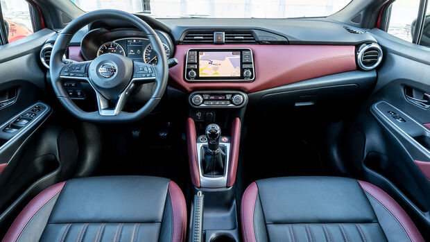 Nissan Micra 2019 Fahrbericht