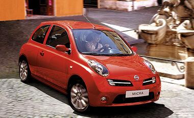 Nissan Micra, 3-Türer