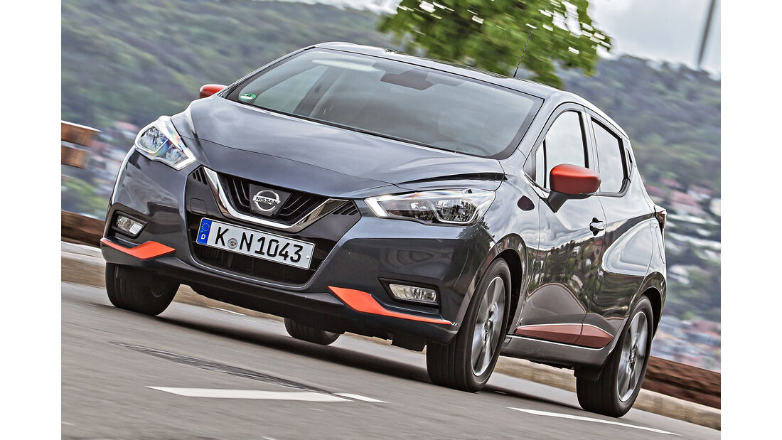 Nissan Micra, Best Cars 2020, Kategorie B Kleinwagen