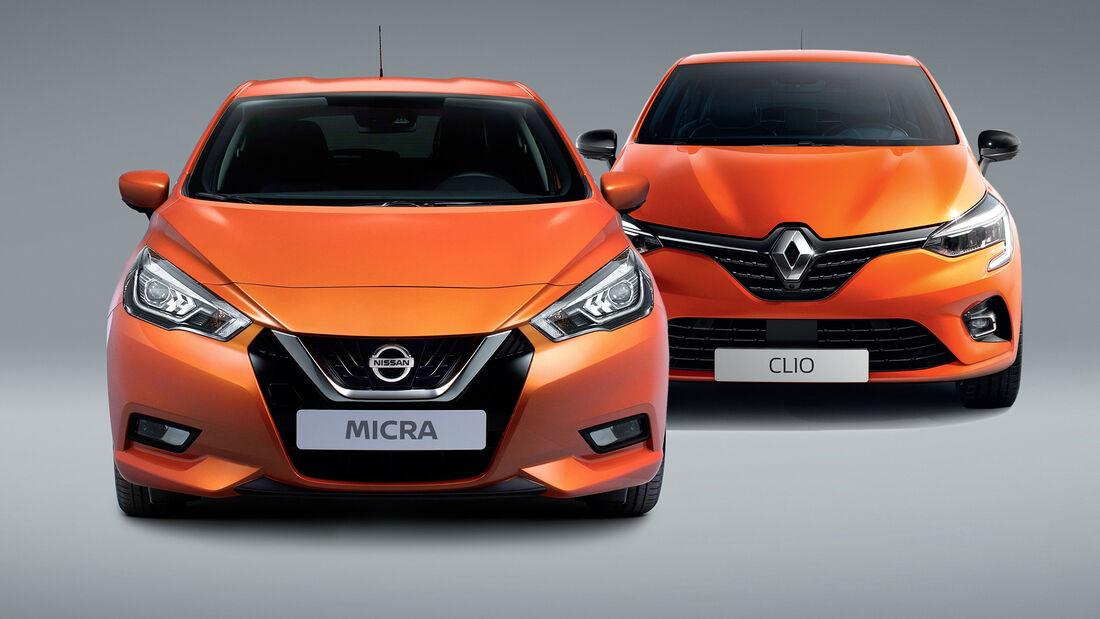 Nissan Micra Entwicklung Renault Kooperation