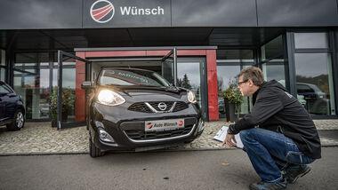 Nissan Micra, Exterieur