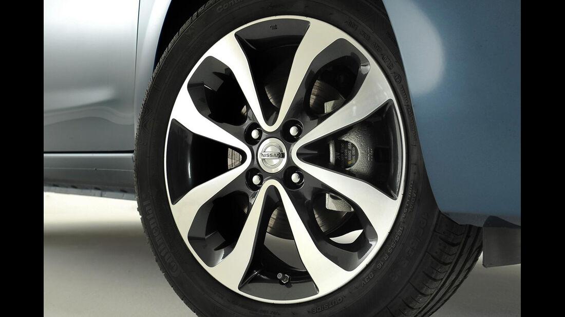 Nissan Micra Facelift 2013