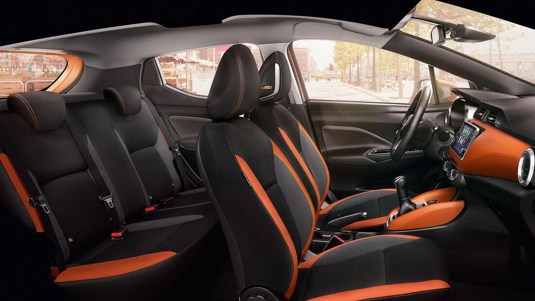 Nissan Micra Facelift 2021