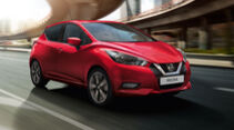 Nissan Micra Facelift 2021