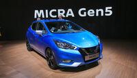 Nissan Micra Paris Autosalon 2016