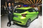 Nissan Micra Tops Flops Ralph Alex