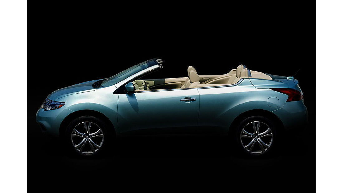 Nissan Murano Cabrio Crosscabriolet