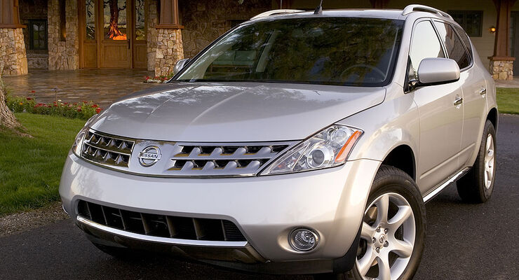 Nissan Murano USA 2007