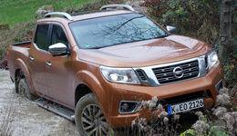 Nissan NP 300 Navara Pickup Fahrbericht