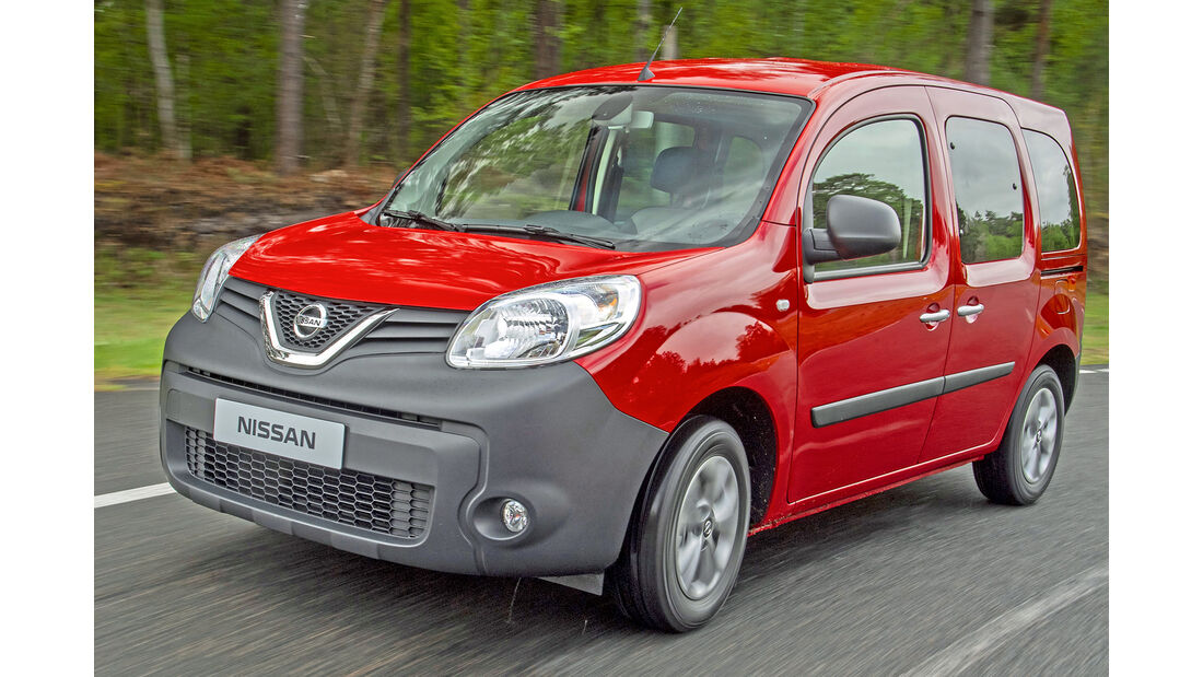 Nissan NV250, Best Cars 2020, Kategorie L Vans