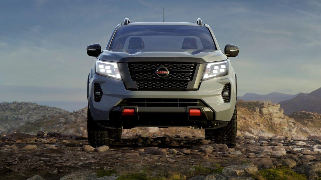 Nissan Navara 2021 Pickup Premiere