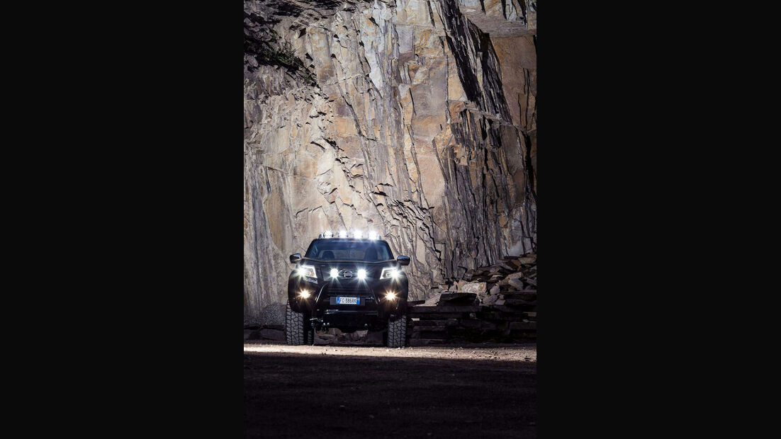Nissan Navara Beast von delta