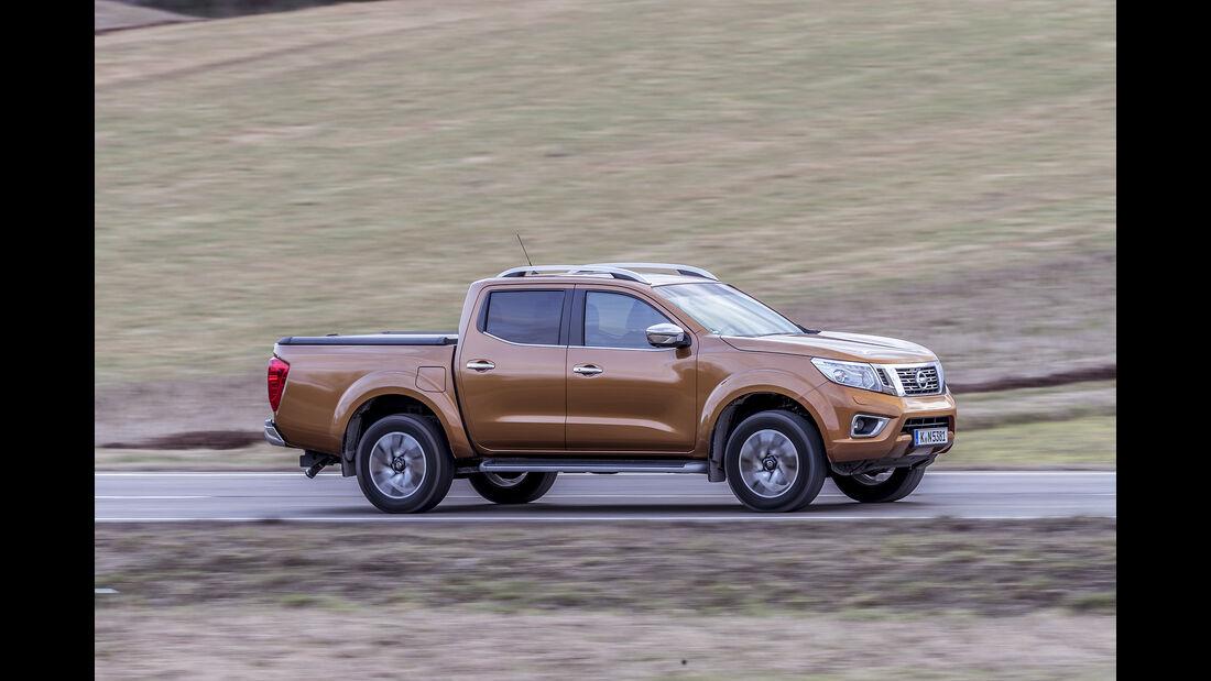 Nissan Navara Exterieur