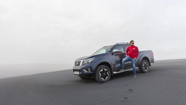 Nissan Navara, Exterieur
