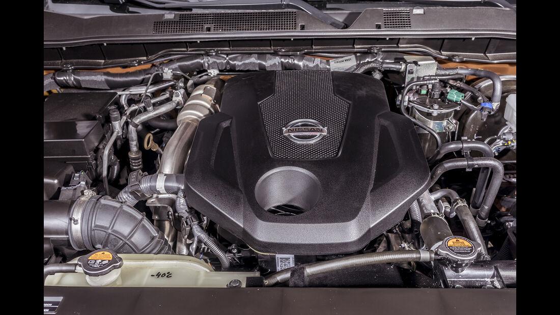 Nissan Navara Motor