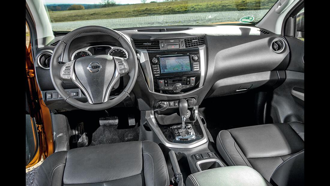 Nissan Navara NP300 2.3 dCi, Ausfahrt, Gelände, Impression