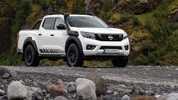 Nissan Navara Offroader AT32