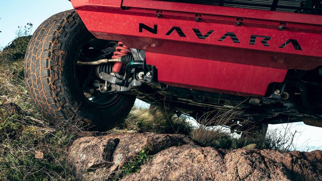 Nissan Navara PRO-4X Warrior by Premcar