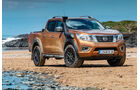 Nissan Navara Pickup Sonderversion Off-Roader AT32