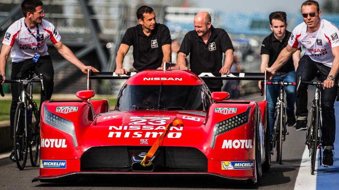Nissan Nismo - LMP1 - 2015