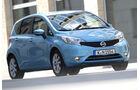 Nissan Note 1.2 DIG-S, Frontansicht