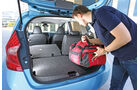 Nissan Note 1.2 Dig-S TEKNA, Kofferraum