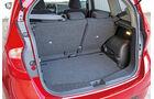 Nissan Note, Kofferraum