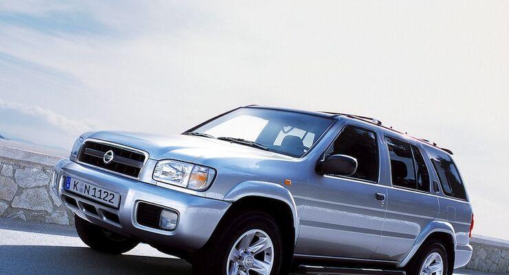 Nissan Pathfinder I