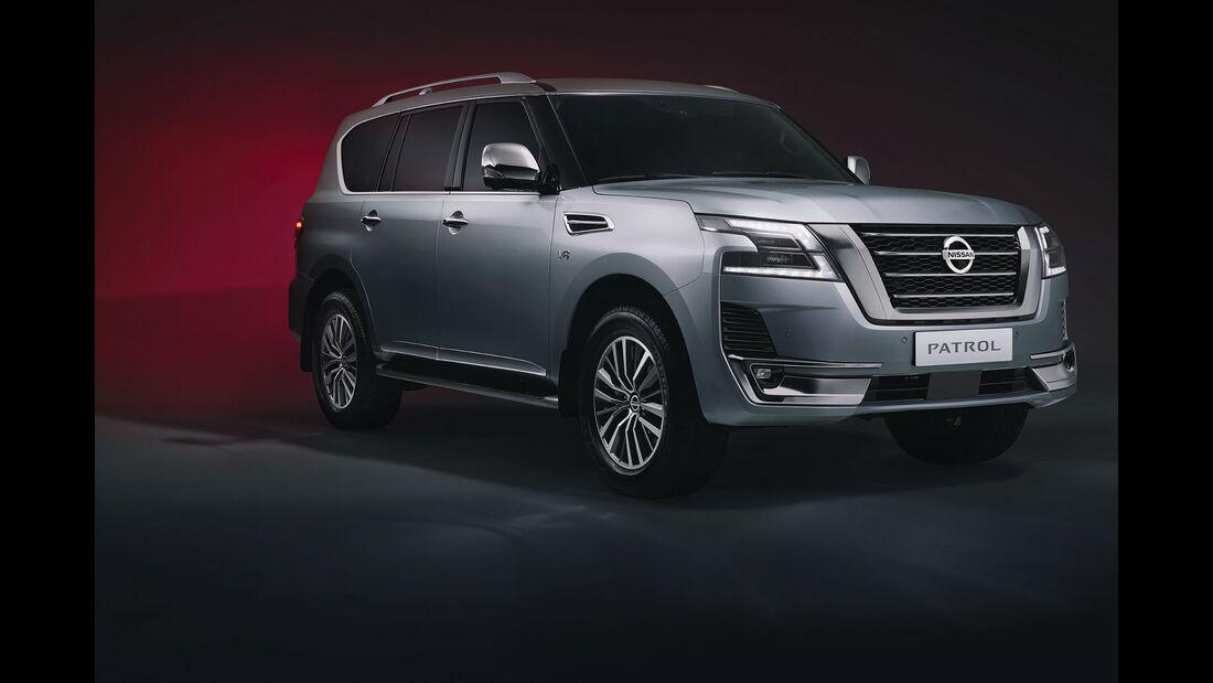 Nissan Patrol 2020