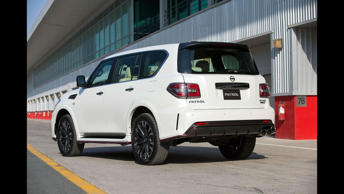Nissan Patrol Nismo