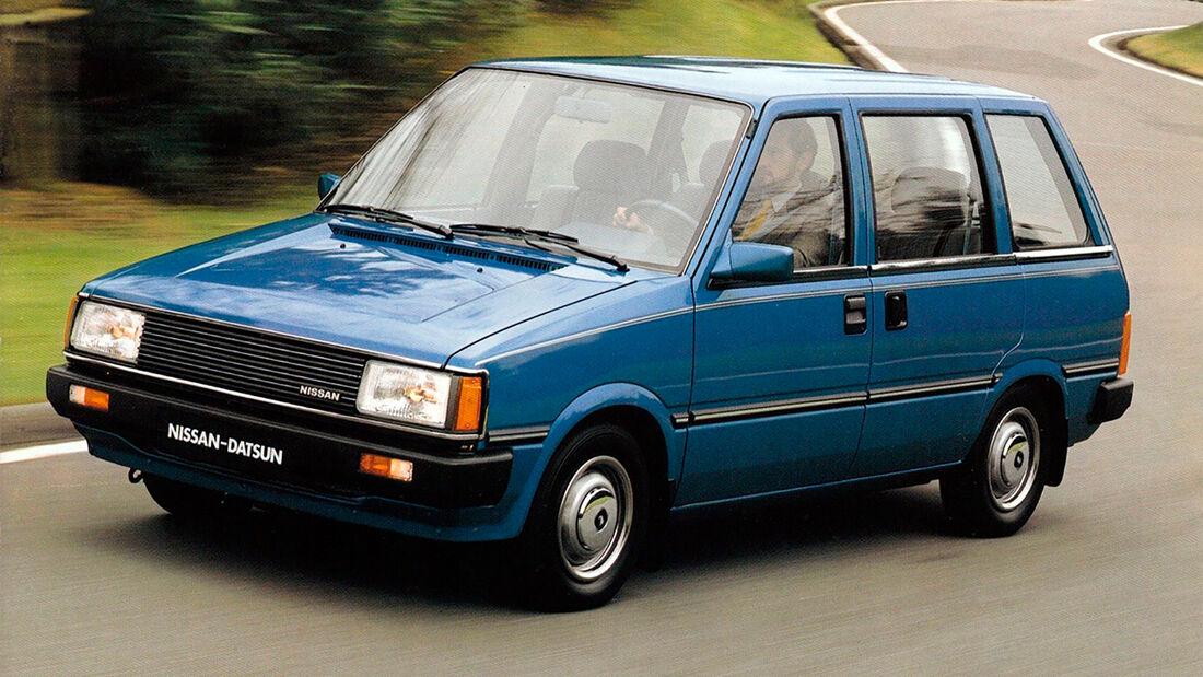 Nissan Prairie, Japanische Trendsetter