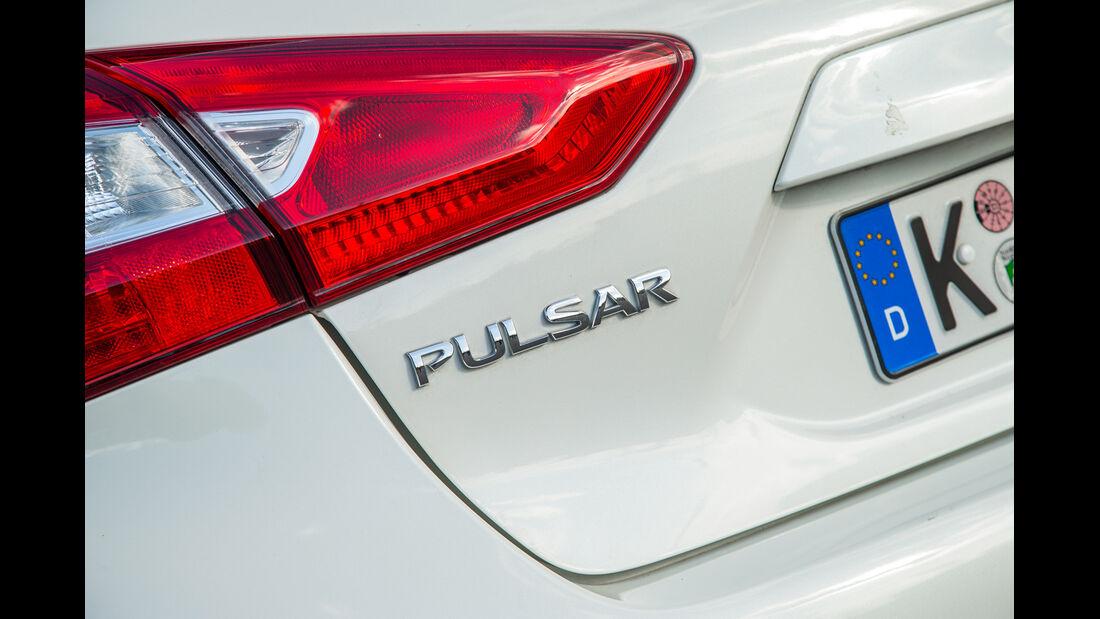 Nissan Pulsar 1.5 dCi, Typenbezeichnung