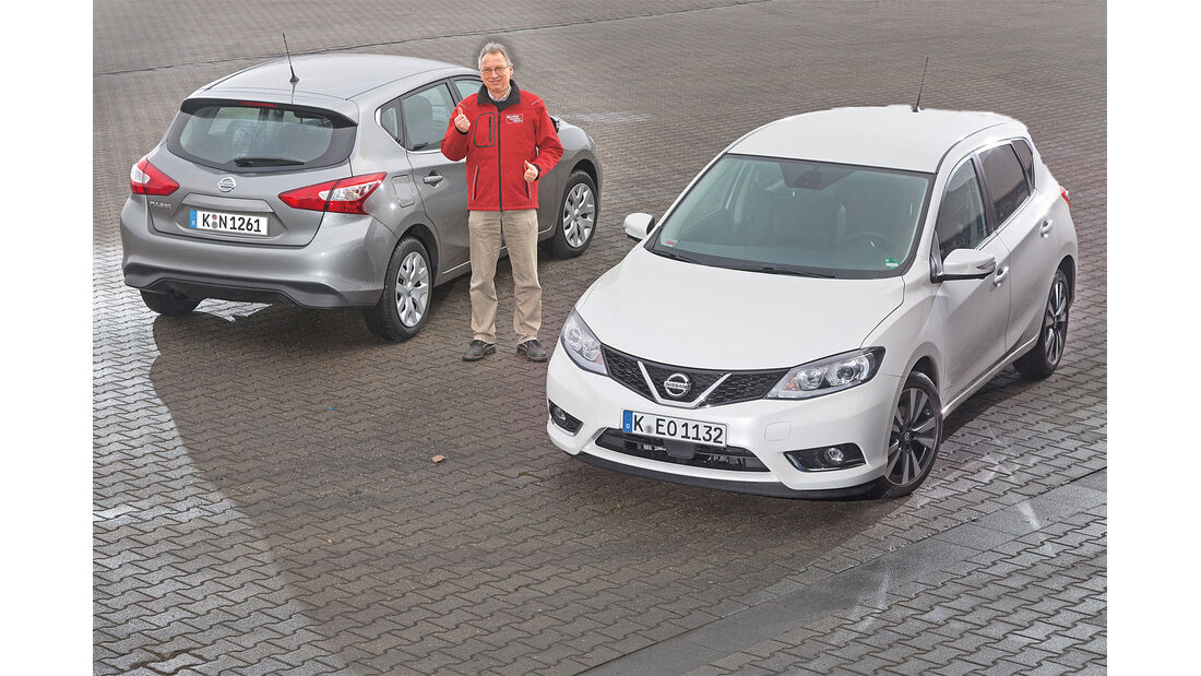 Nissan Pulsar, Bernd Stegemann